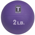 2 lb Medicine Ball-Lt. Purple [BSTMB2-FS-BODY]