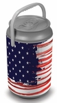 Mega Can Cooler - Stars & Stripes [686-00-826-000-0-FS-PNT]