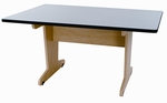 Melamine Base Art Table [ART-4260-M-PARG]