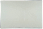 Melamine Marker Board with Aluminum Frame - 48''H x 72''W [WAC4872-AA]