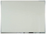 Melamine Marker Board with Aluminum Frame - 36''H x 48''W [WAC3648-AA]