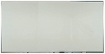 Melamine Marker Board with Aluminum Frame - 48''H x 96''W [WAC4896-AA]