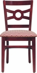 Melrose Wood Side Chair [383M-O-FS-CMF]