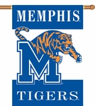 Memphis Tigers 2-Sided 28'' X 40'' Banner with Pole Sleeve [96044-FS-BSI]