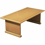OSP Furniture Mendocino Hardwood Veneer Coffee Table [MEN19-FS-OS]