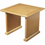 OSP Furniture Mendocino Hardwood Veneer End Table [MEN20-FS-OS]