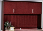OSP Furniture Mendocino Hardwood Veneer Part-Assembled Hutch [MEN44-FS-OS]