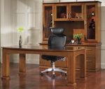 OSP Furniture Mendocino Hardwood Veneer Table Simple Suite [MEN-SUITE1-FS-OS]