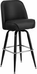 Metal Barstool with Swivel Bucket Seat [BFDH-26781-STOOL-TDR]