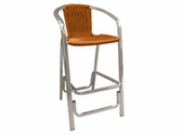 Metal Chairs & Barstools