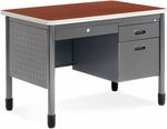 Mesa 26.75'' D x 42.25'' W Sales Desk - Cherry Top [66242-CHY-MFO]