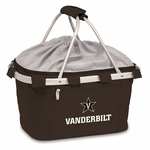 Metro Basket - Black- Vanderbilt University Digital Print [645-00-175-584-0-FS-PNT]
