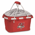Metro Basket - Red Tampa Bay Buccaneers Digital Print [645-00-100-304-2-FS-PNT]