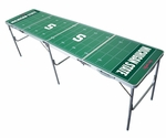 Michigan State Spartans 2'x8' Tailgate Table [TPC-D-MIST-FS-TT]