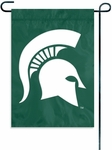 Michigan State Spartans Garden/Window Flag [GFMS-FS-PAI]