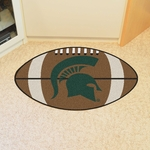 Michigan State University Football Mat 22'' x 35'' [4536-FS-FAN]