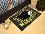 Michigan Tech Starter Rug 19'' x 30'' [2142-FS-FAN]