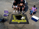 Michigan Tech Tailgater Rug 60'' x 72'' [2134-FS-FAN]