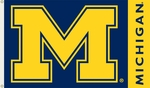 Michigan Wolverines 3' X 5' Flag with Grommets [95003-FS-BSI]