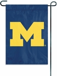 Michigan Wolverines Garden/Window Flag [GFUM-FS-PAI]