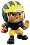 Michigan Wolverines Lil' Teammates NCAA Running Back [LRUM-FS-PAI]