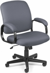 Value Executive Low-Back Task Chair - Gray [660-801-FS-MFO]