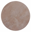 Midtown 24'' Round Top - Concrete