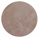 Midtown 36'' Round Top - Concrete