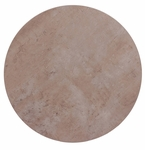 Midtown 45'' Round Top - Concrete [CN45R-BFMS]