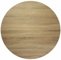 Midtown 45'' Round Top - Sawmill Oak