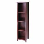 Milan 4-Tier Shelf [94416-FS-WWT]