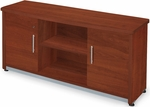 Milano Executive Credenza - Cherry [55503-CHY-FS-MFO]