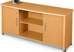 Milano Executive Credenza - Maple [55503-MPL-FS-MFO]