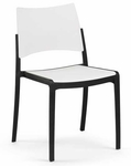 Milk Armless Chair [MK5203A-FS-CMF]