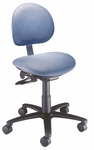 Millennium Series Task Chair [21435B-FS-BRW]