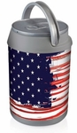 Mini Can Cooler - Stars & Stripes [691-00-826-000-0-FS-PNT]