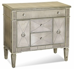 Mirrored Library Commode [8311-990EC-FS-BSTM]