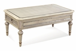 Mirrored Rectangle Cocktail Table [T2055-100EC-FS-BSTM]