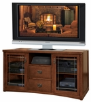 kathy ireland Home™ Mission Pasadena Collection 61''W x 31''H 31'' Tall TV Console [MP363-FS-KIMF]