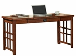 kathy ireland Home™ Mission Pasadena Collection 60''W x 30''H Laptop or Writing Desk [MP386-FS-KIMF]