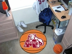 Mississippi State University Basketball Mat 27'' Diameter [2092-FS-FAN]