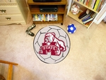 Mississippi State University Soccer Ball [2093-FS-FAN]