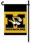 Missouri Tigers 2-Sided Garden Flag [83043-FS-BSI]