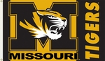 Missouri Tigers 3' X 5' Flag with Grommets [95043-FS-BSI]