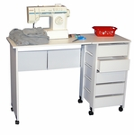 Mobile Desk/Workstation [1010-FS-VH]