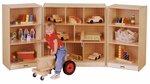 Mobile Fold-n-Lock Storage Unit [0266JC-JON]