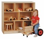 Mobile Single-Sided Storage Unit [0269JC-JON]