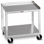 Model MB - Stainless Steel Cart [4002-FS-CG]