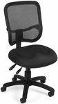 Mesh Comfort Ergonomic Task Chair - Black [130-A05-FS-MFO]