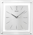 Modern Glass Wall Clock [QXA330SLH-FS-SEI]
